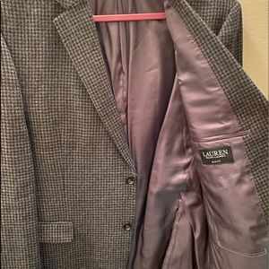 Ralph Lauren Sport Coat Slim Fit- Mens 46R
